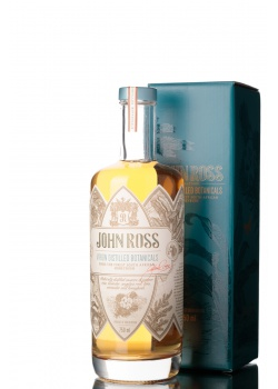 John Ross virgin destilled botanicals
